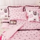 OLIVIA   蝶戀  標準雙人兩用被套床包四件組