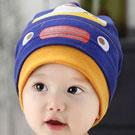 iSFun 變形金剛 中性兒童棉帽 藍