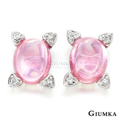 GIUMKA 寶石情人耳環-共2色