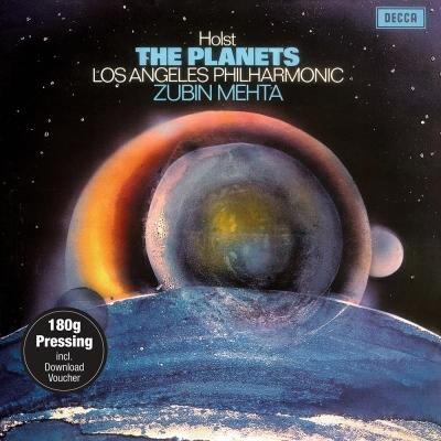 霍爾斯特-行星組曲-黑膠-1LP