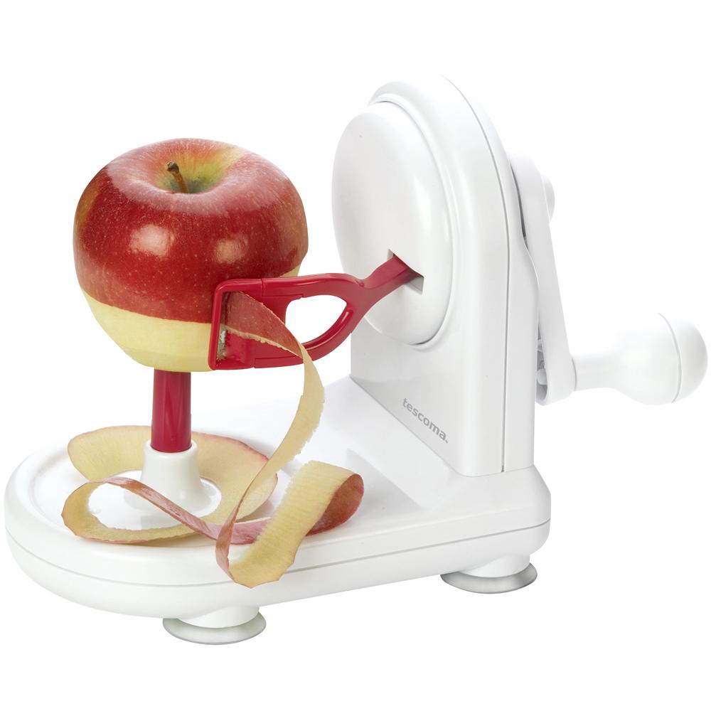 TESCOMA Handy旋轉式蘋果削皮器