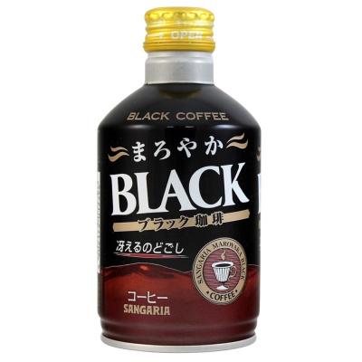 SANGARIA 圓潤咖啡飲料-Black(280g)