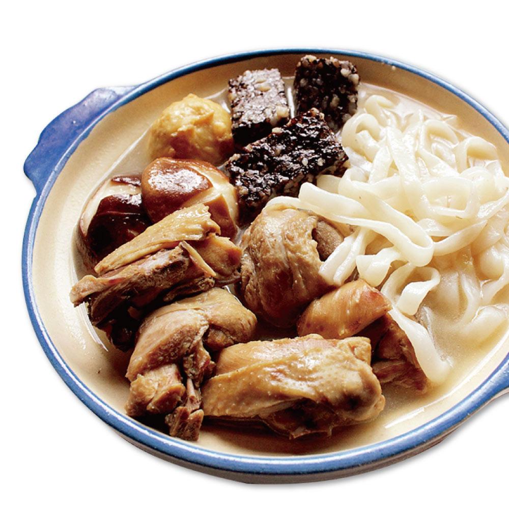 任選【老東山】麻油雞-獨享鍋(800g/鍋)