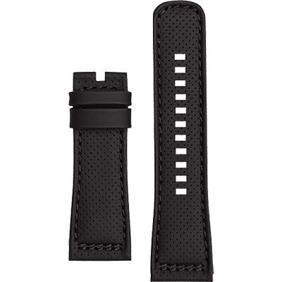 SEVENFRIDAY P3 原廠牛皮錶帶-黑