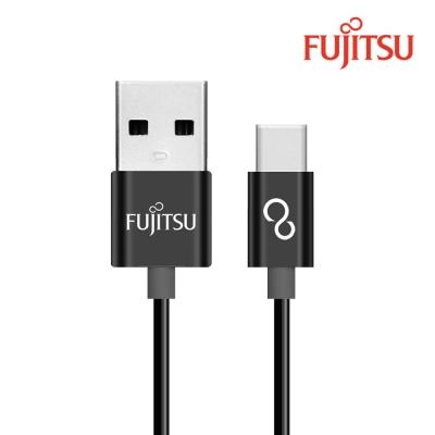 FUJITSU富士通USB2.<b>0</b>-TYPE-C充電傳輸線 UM410