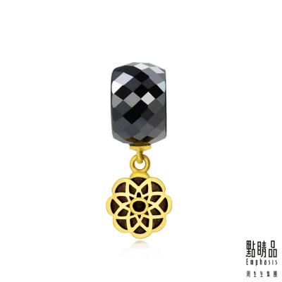 點睛品 Charme 陶瓷曼陀羅 黃金串珠
