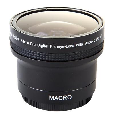 STPPO-0-25X魚眼鏡-58mm