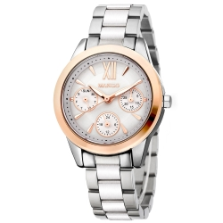MANGO 柔美典雅時尚腕錶