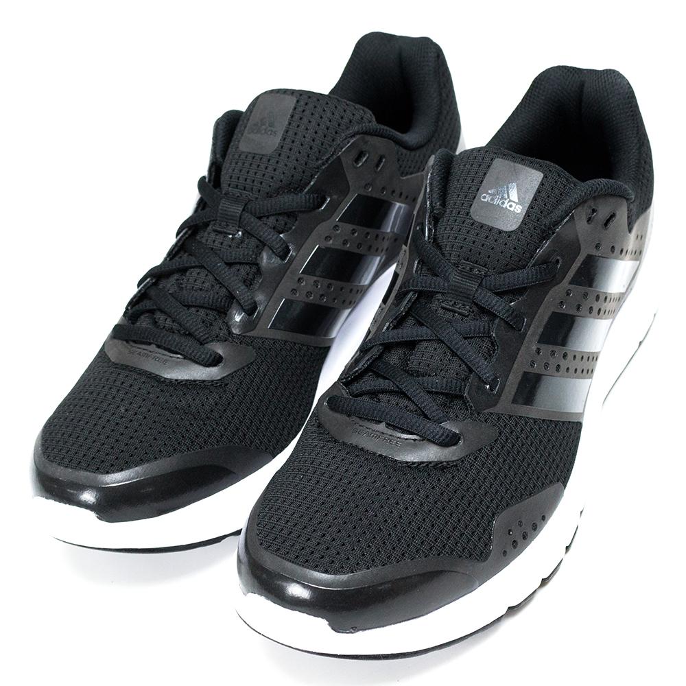 24H-ADIDAS-男慢跑鞋AQ6498-黑