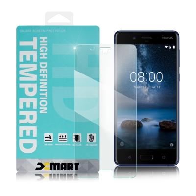 XM Nokia 8 薄型 9H 玻璃保護貼