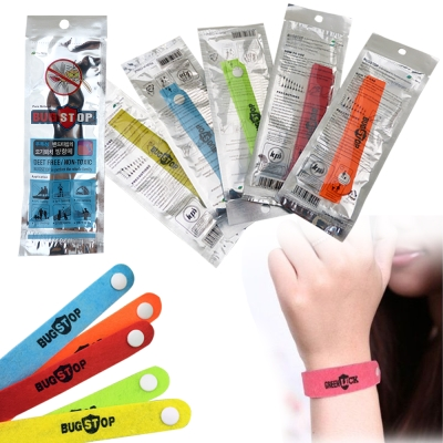 kiret 防蚊手環20入隨身驅蚊-超柔軟材質-24