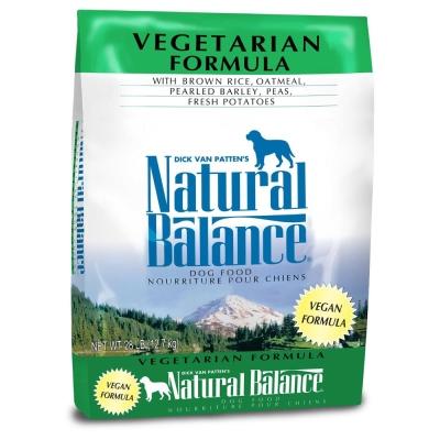 Natural Balance 低敏配方 素食成犬 28lb