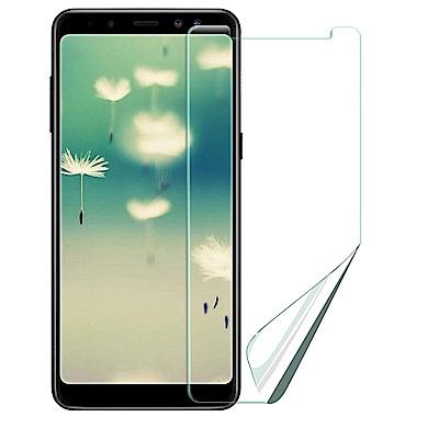 XM 三星 Samsung Galaxy A8(2018版) 高透光亮面耐磨保護...