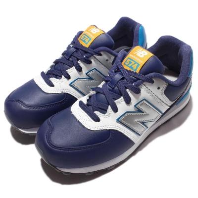 New-Balance-休閒鞋-KL574BWY-女鞋