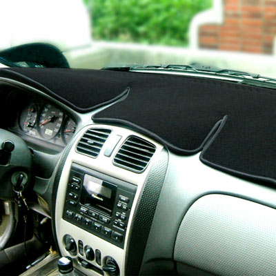 休旅車專用 -【潛龍】儀表板避光隔熱保護墊 短絨毛