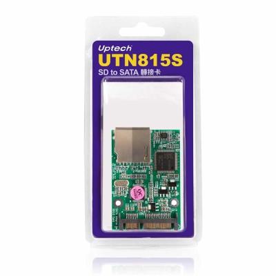 Uptech-SD-to-SATA-轉接卡-UTN