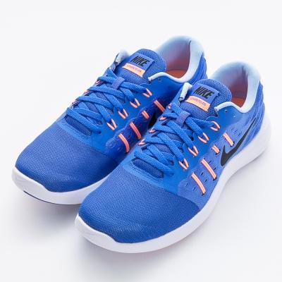 NIKE-LUNARSTELOS女慢跑鞋-藍