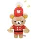 拉拉熊 10周年 Wonderland 系列毛絨公仔。樂隊懶熊。銅鈸 product thumbnail 1