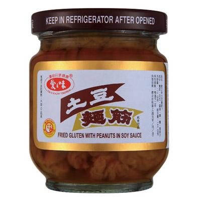 愛之味 土豆麵筋(170gx3入)