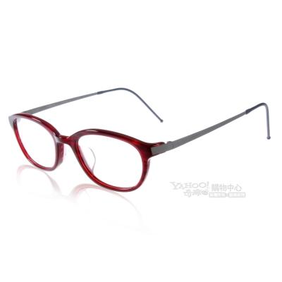 JULIO眼鏡 完美工藝/紅色#NEWARK RED