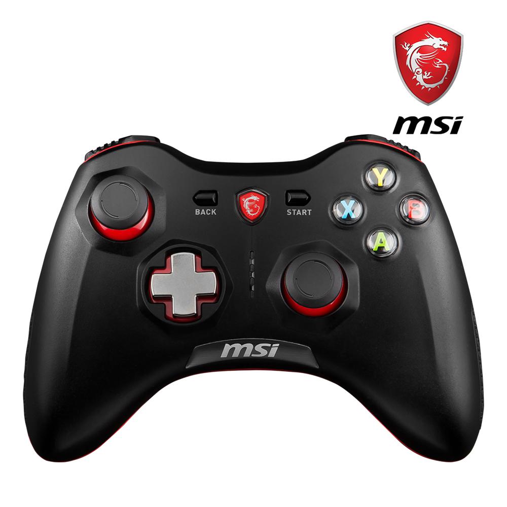 MSI微星Force GC30(PC/PS3/Android三平台)無線搖捍控制器遊戲手把