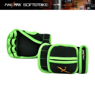 MaxxMMA 負重手套(青綠色1kg) 散打/搏擊/格鬥/拳擊/重量訓練