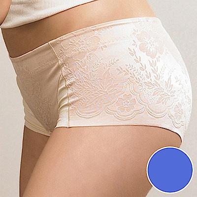 華歌爾 BABY HIP 系列 64-82 低腰短管修飾褲(愛琴海藍)瘦小腹提臀