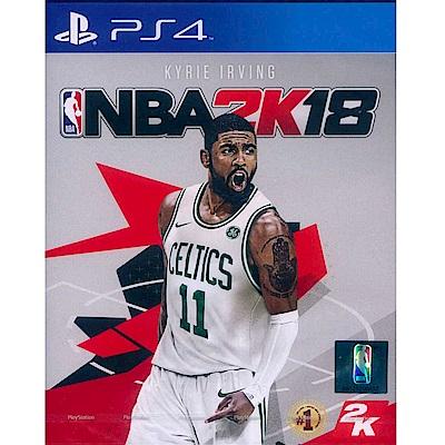 勁爆美國職籃 2K18 NBA 2K18 -PS4 中英文亞版