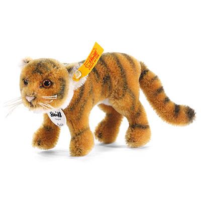 STEIFF金耳釦泰迪熊 - Radjah Tiger (14cm)
