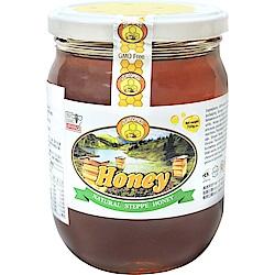 BuDer 標達 100%純淨天然草原蜂蜜(700g/罐)*1件組