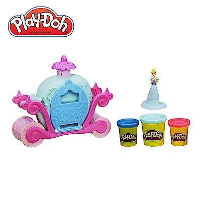 Play-Doh培樂多 迪士尼公主馬車遊戲組