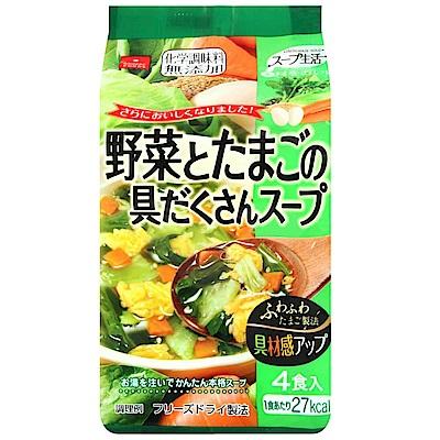 Asuzac Foods 蔬菜蛋花湯塊(30g)
