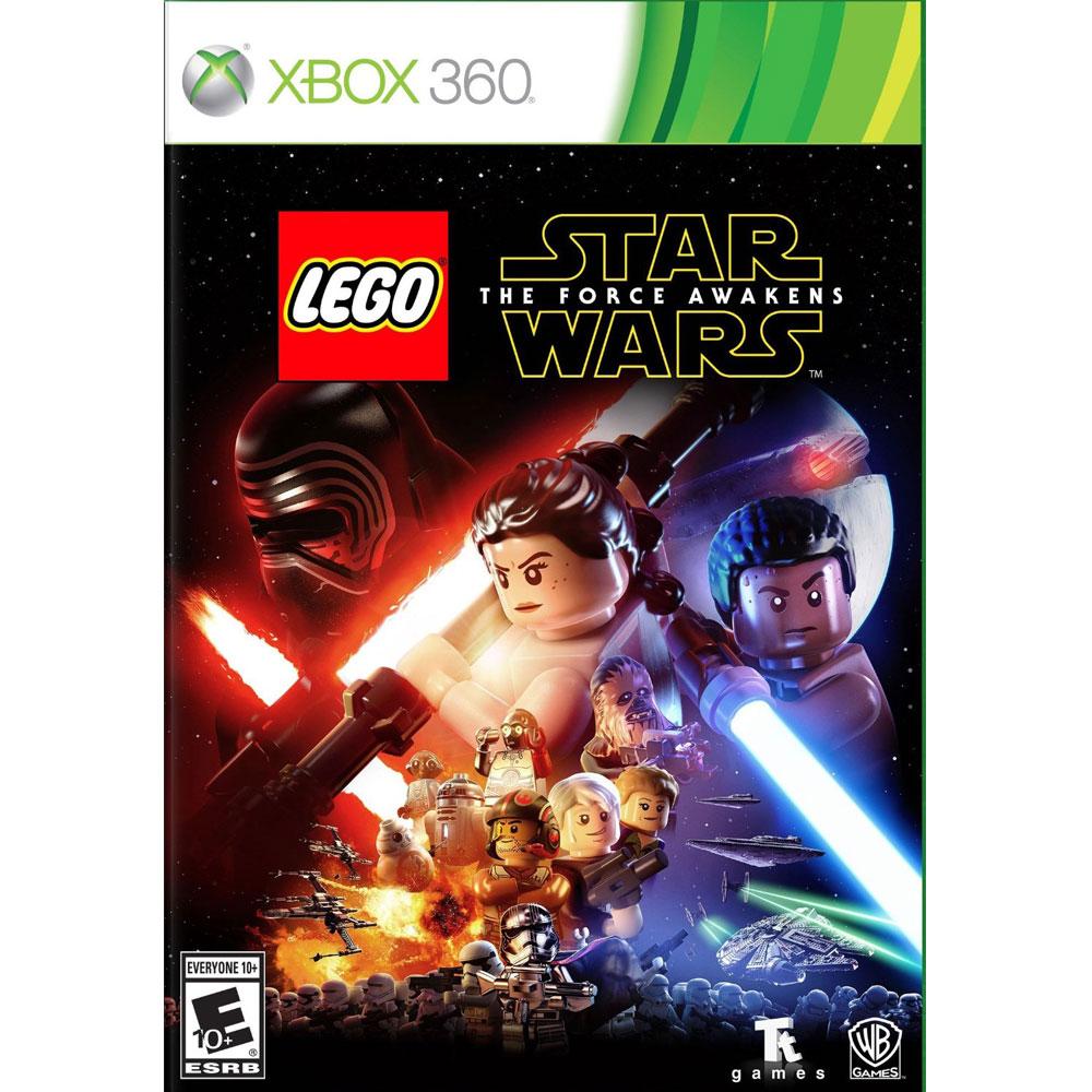 樂高星際大戰:原力覺醒LEGO Star Wars XBOX360英文美版