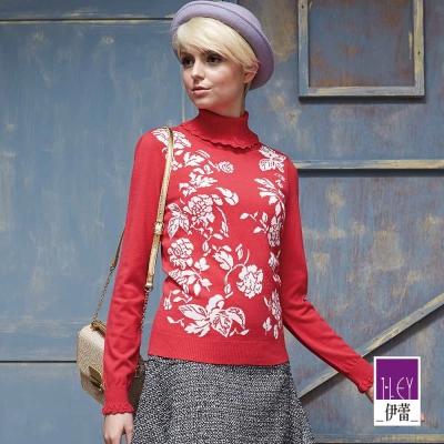 ILEY伊蕾-自然系甜美針織衫-共2色