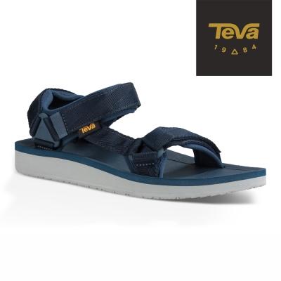 TEVA 美國 男 Universal Premier 運動涼鞋 (海軍藍)