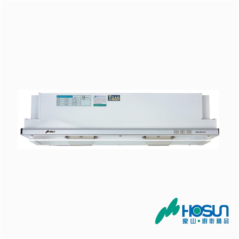 豪山 HOSUN 隱藏式電熱除油煙機(80CM) VEA-8019PH
