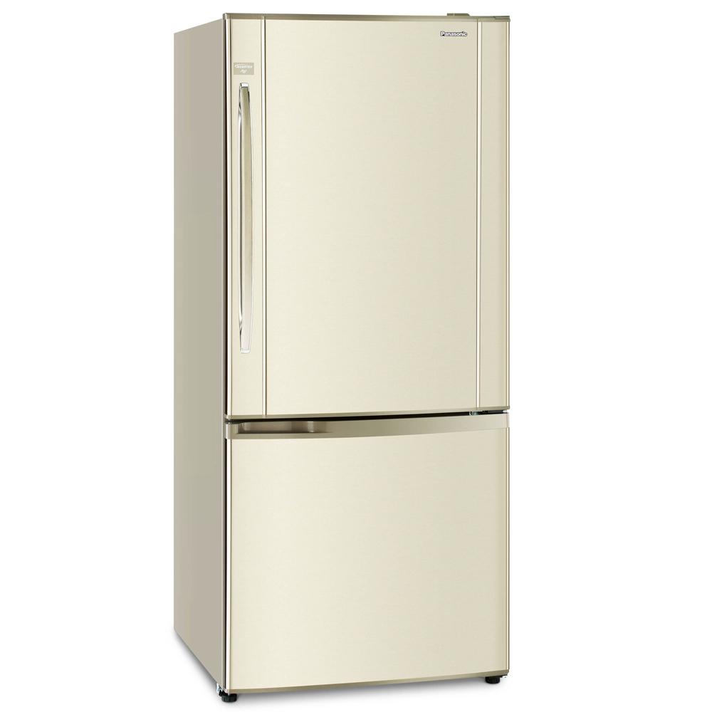 Panasonic國際牌545公升變頻雙門冰箱NR-B555HV-N