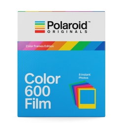 Polaroid Color Film for 600 彩色底片(彩框)/2盒