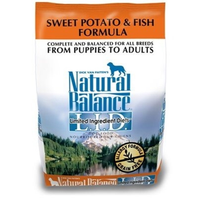 Natural Balance 低敏系列 無榖地瓜鮭魚 -全犬4.5磅 x 2包