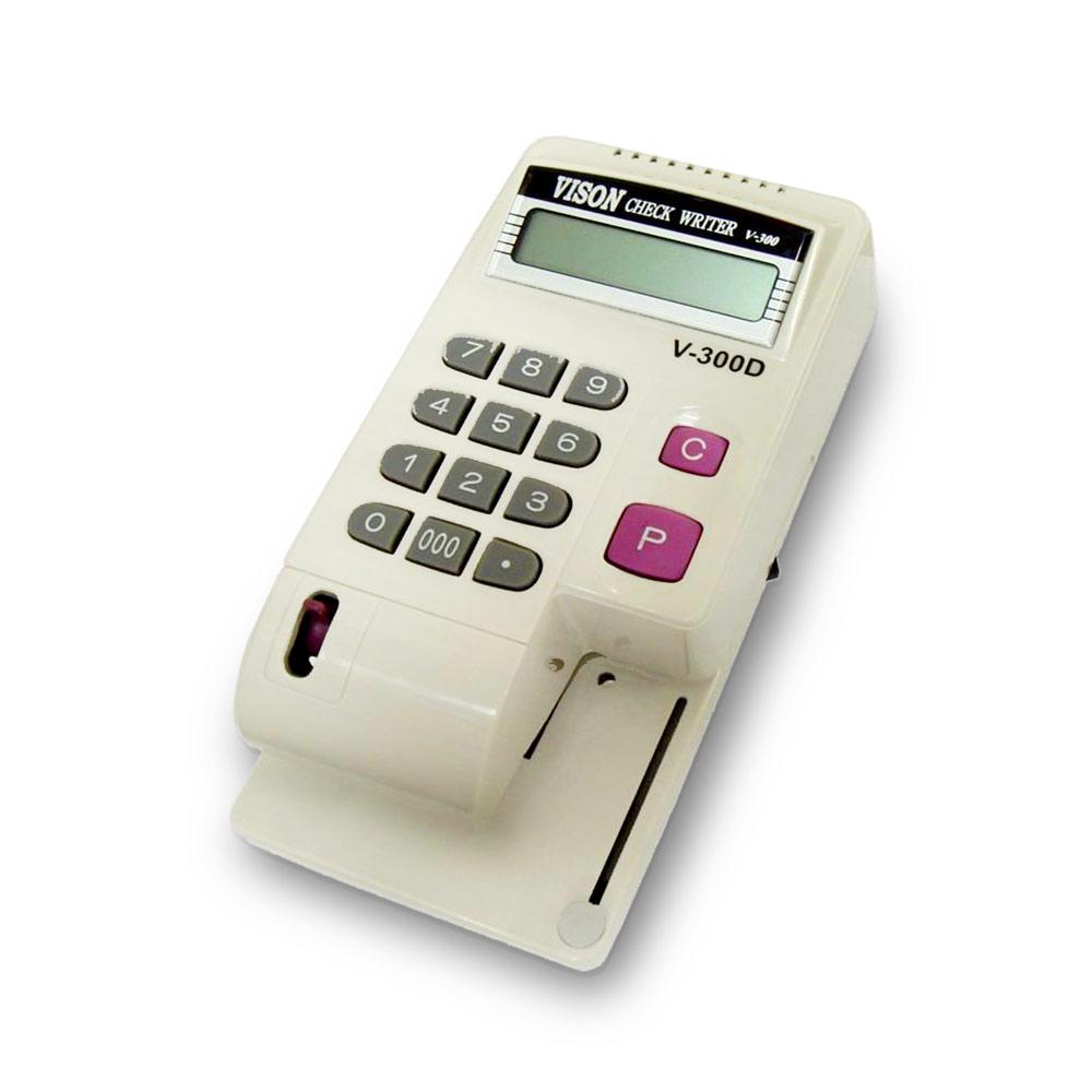 VIOSN 光電投影-微電腦支票機 V-300D