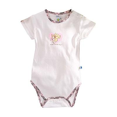 純棉短袖包屁衣 k50620 魔法Baby