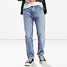 牛仔褲 男款 505 中腰標準直筒 彈性布料 - Levis