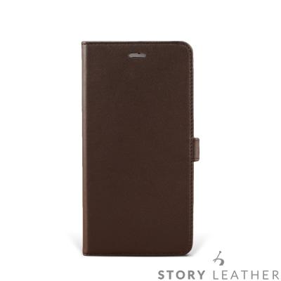 iphone i7 Plus / i8 Plus 5.5吋 摺邊折疊式 客製化皮...
