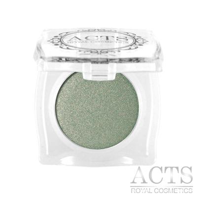 ACTS維詩彩妝 細緻珠光眼影 珠光淺灰綠B311