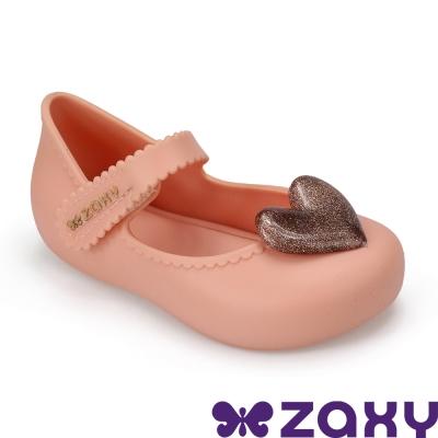 Zaxy 巴西 寶寶 親親甜心休閒娃娃鞋-粉紅色