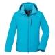 【ATUNAS 歐都納】男款防水GORE-TEX二件式風衣外套A-G1714M藍 product thumbnail 1