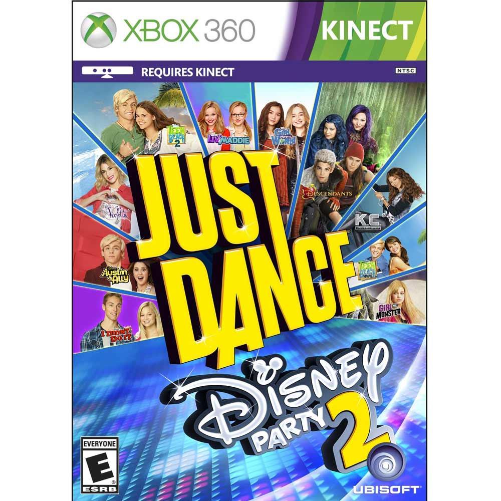 舞力全開:迪士尼派對2 Just Dance Disney 2-XBOX360英文美版