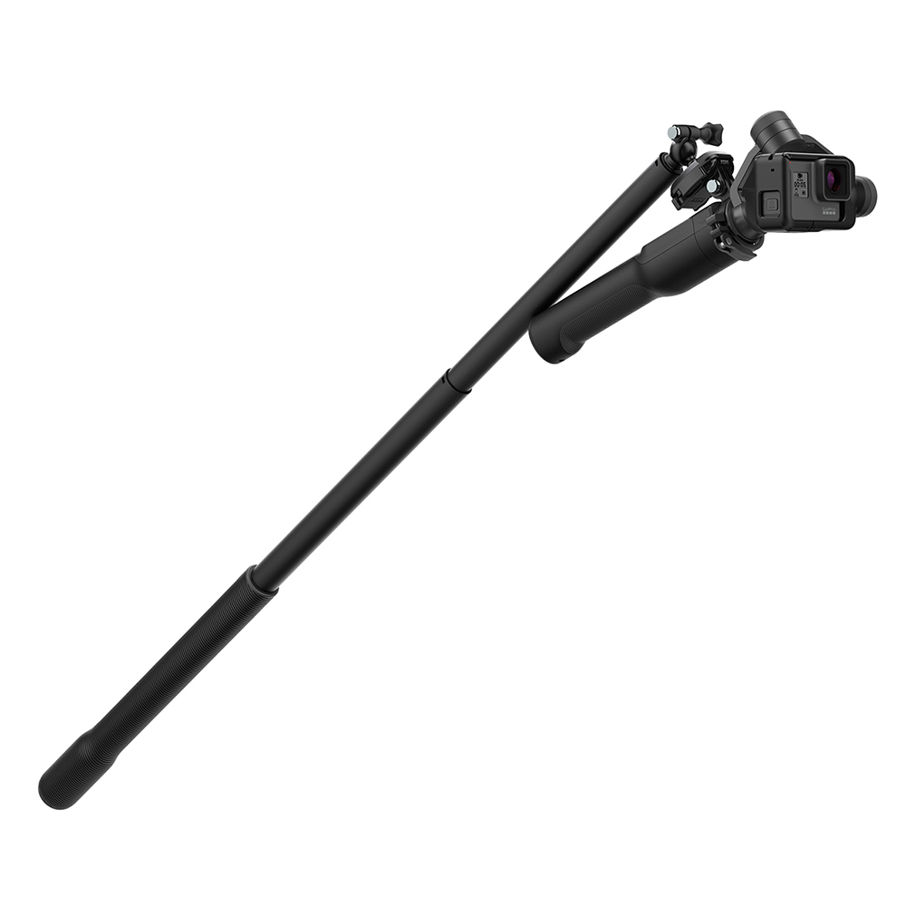GoPro-快拆球型延長桿+固定座AGXTS-001