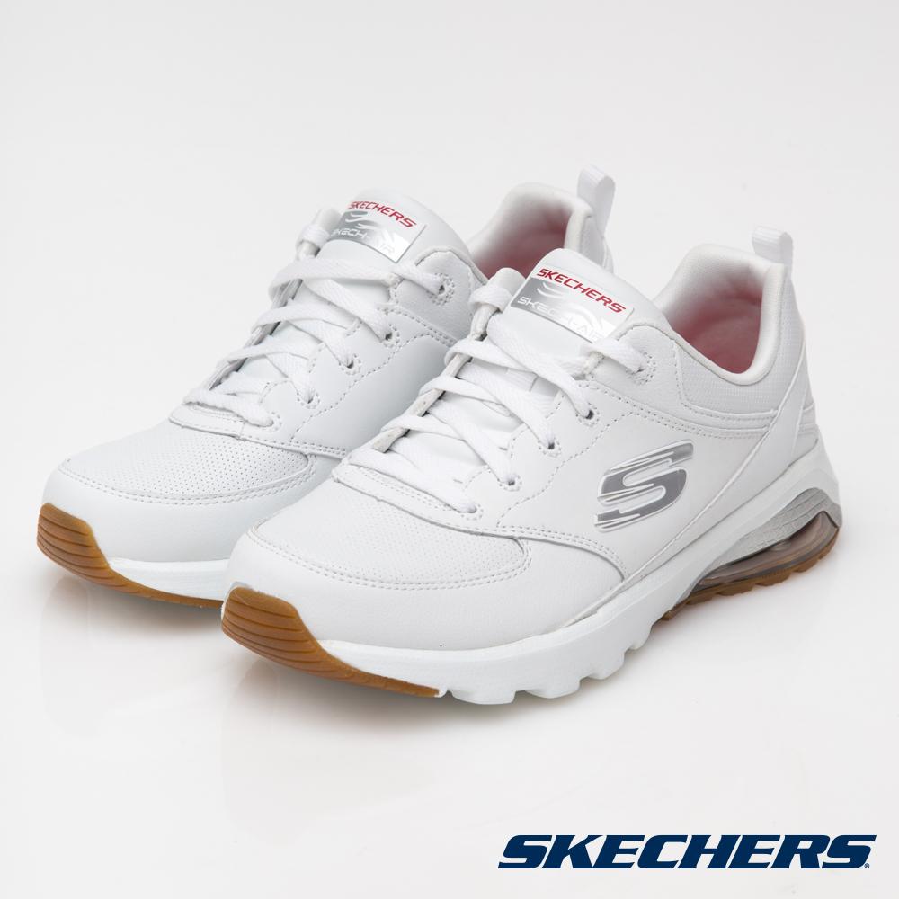 SKECHERS (女) 運動系列Skech Air - 12723WHT