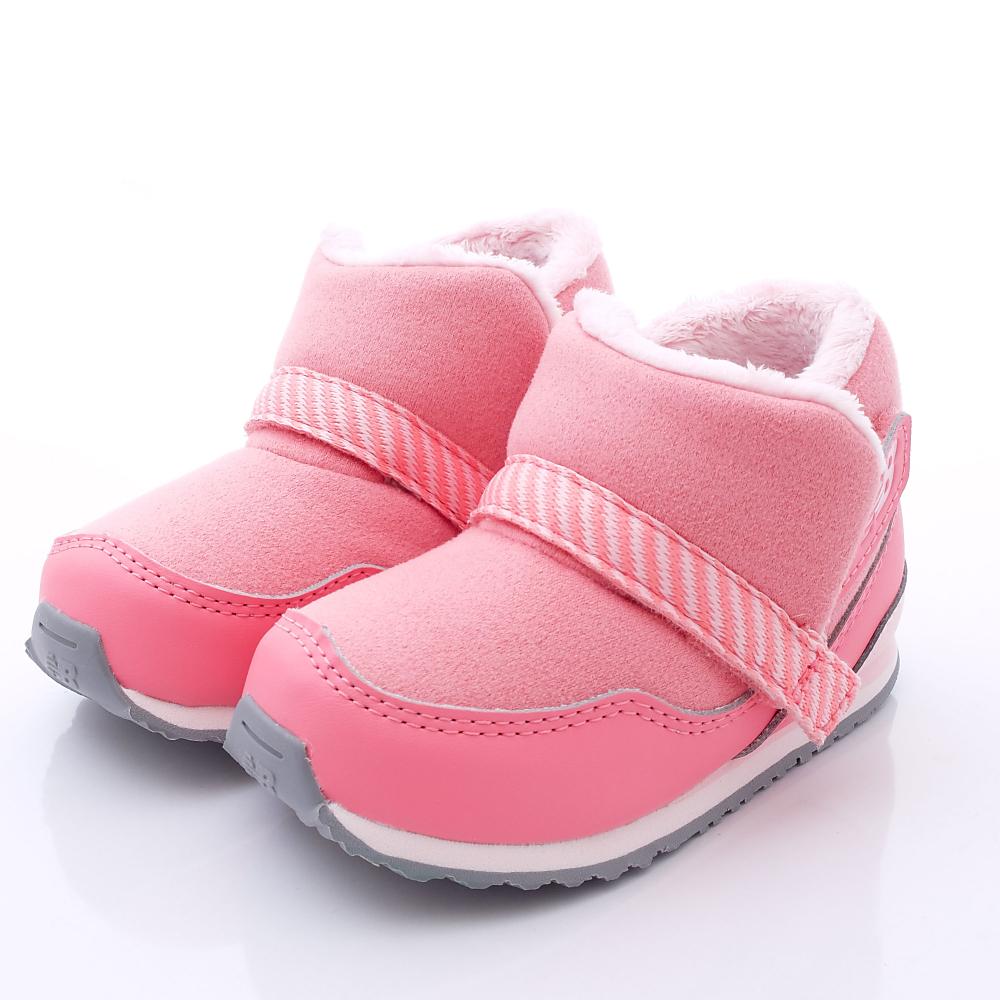 NewBalance-甜美暖暖靴款-B996SDI粉(寶寶段)HN